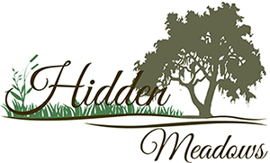 Hidden Meadows logo